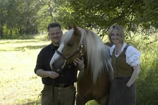 """Faszination Pferd"" / Landerleben"